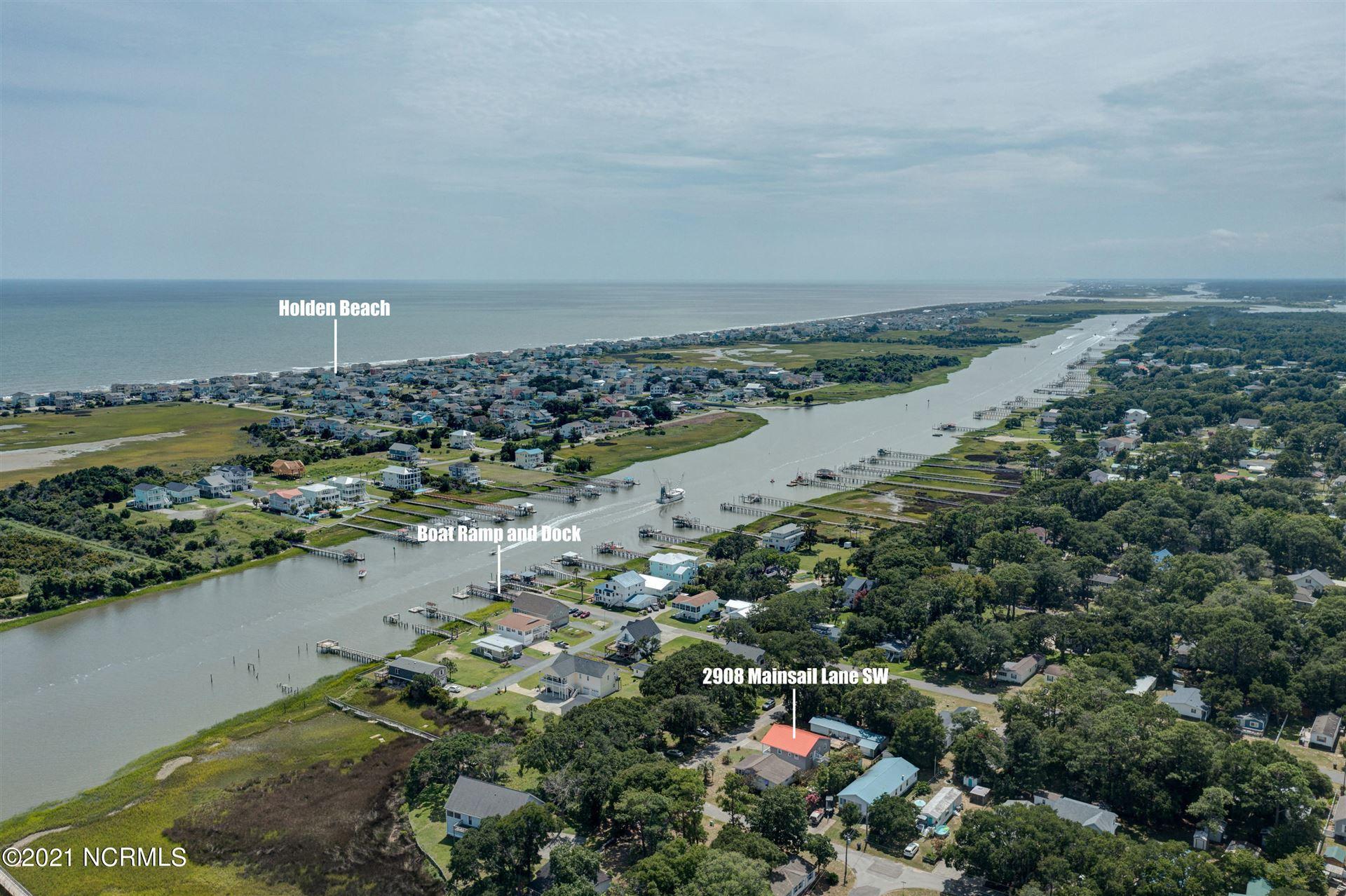Photo of 2908 Mainsail Lane SW, Supply, NC 28462 (MLS # 100280365)