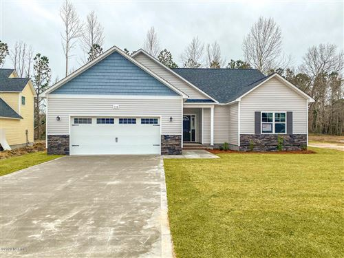 Photo of 116 Tides End Drive, Holly Ridge, NC 28445 (MLS # 100180366)