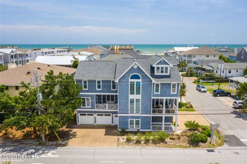Photo of 1 E Henderson Street #B, Wrightsville Beach, NC 28480 (MLS # 100219366)