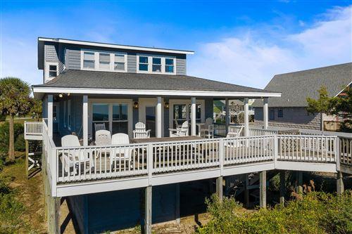 Photo of 1195 Ocean Boulevard W, Holden Beach, NC 28462 (MLS # 100246366)