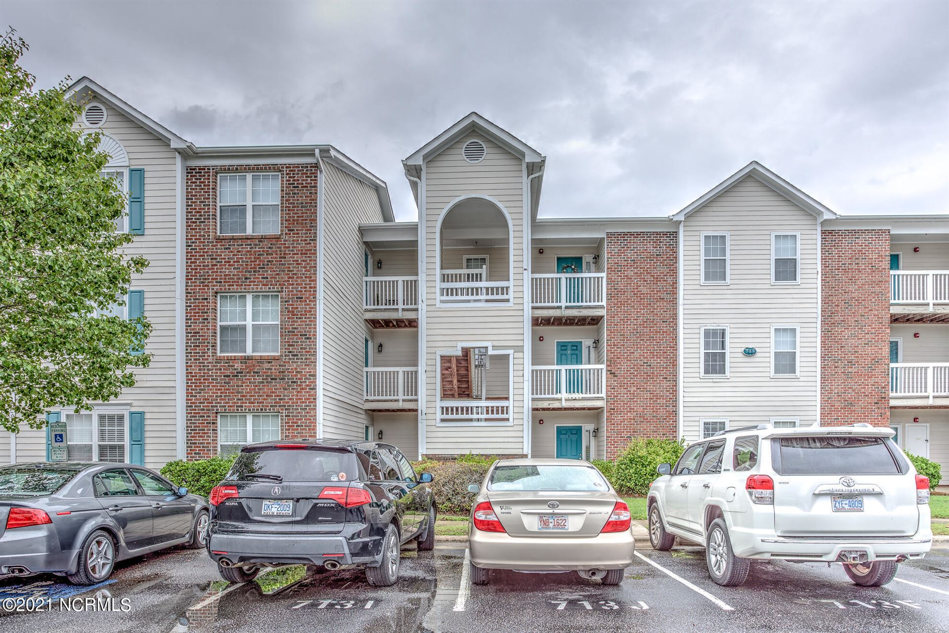Photo of 713 Clearwater Court #F, Wilmington, NC 28405 (MLS # 100296366)