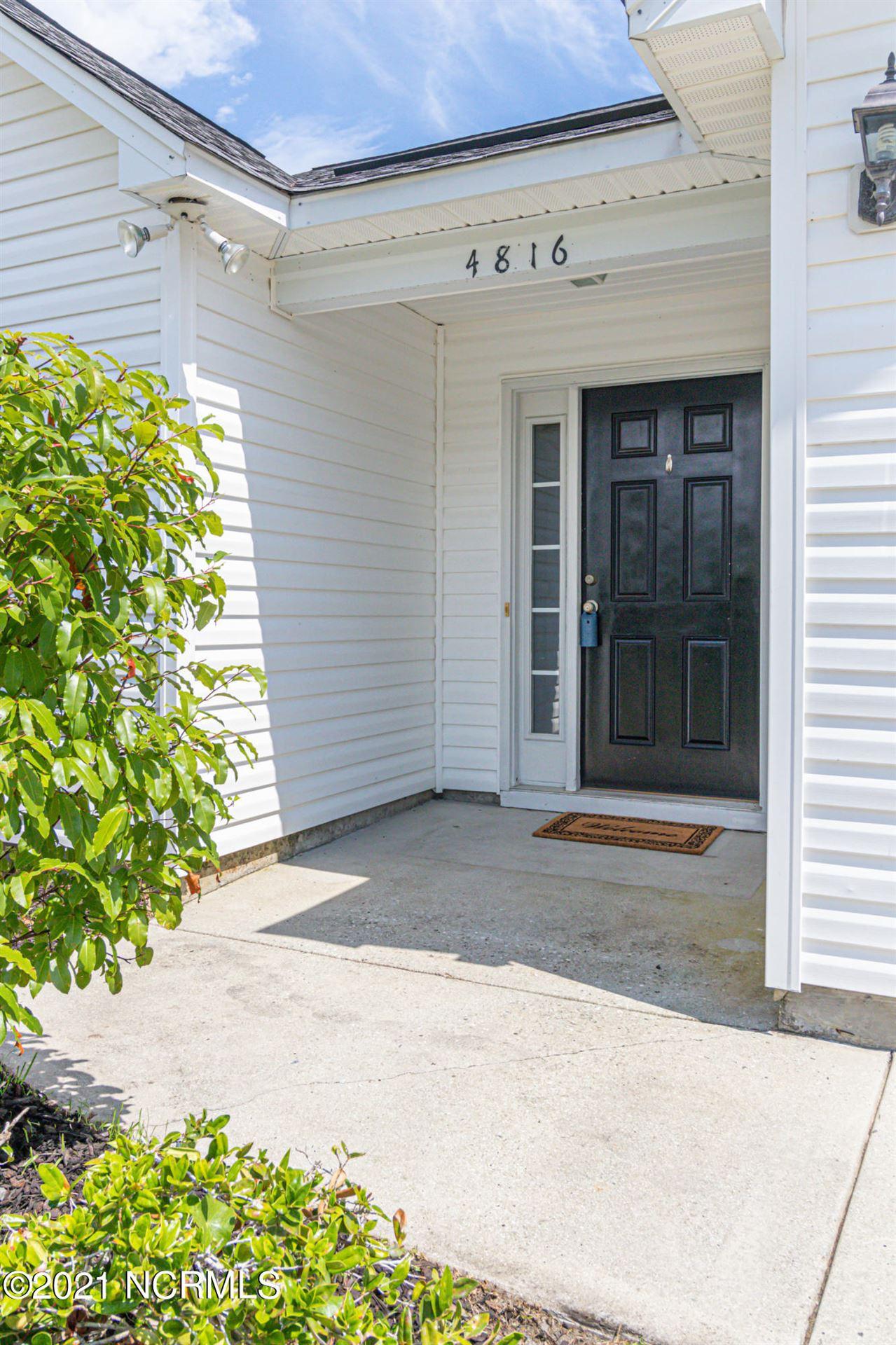 Photo of 4816 Beech Tree Drive SE, Southport, NC 28461 (MLS # 100287367)