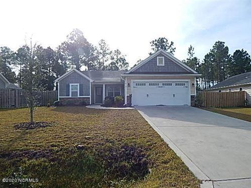 Photo of 413 Blue Pennant Court, Sneads Ferry, NC 28460 (MLS # 100229369)