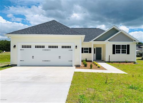 Photo of 207 Lakeside Drive, Sneads Ferry, NC 28460 (MLS # 100212370)
