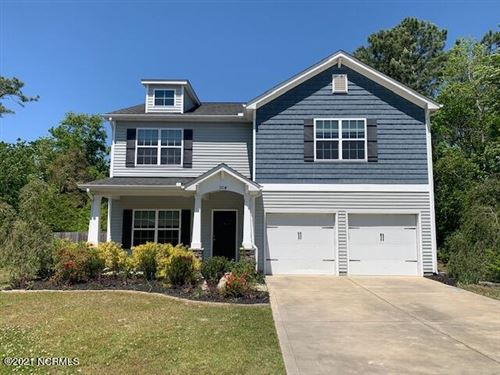 Photo of 504 Sea Grass Court, Swansboro, NC 28584 (MLS # 100259370)