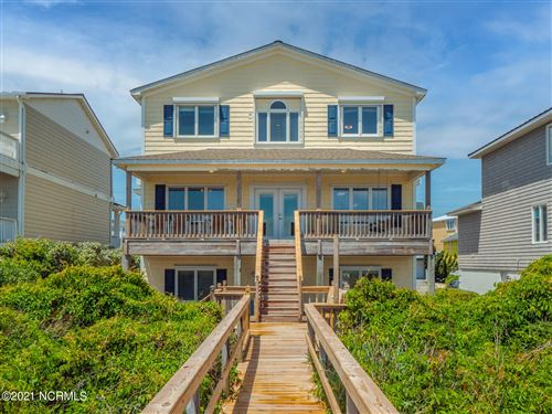 Photo of 438 Fort Fisher Boulevard N, Kure Beach, NC 28449 (MLS # 100270370)
