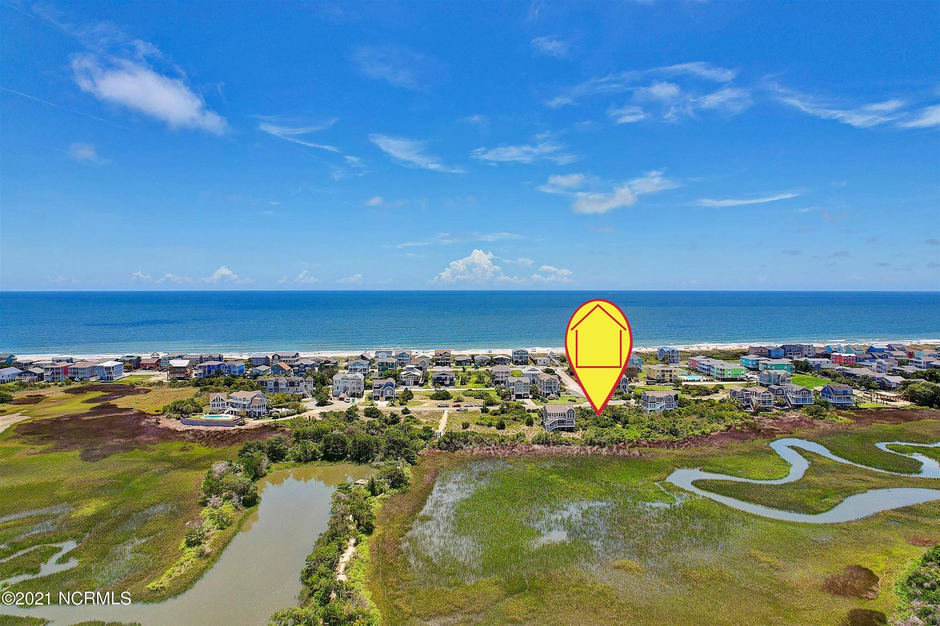 Photo of 1047 Tide Ridge Drive, Holden Beach, NC 28462 (MLS # 100279371)