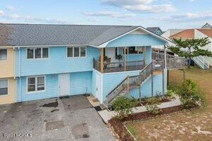 Photo of 203 Oyster Lane, North Topsail Beach, NC 28460 (MLS # 100281371)