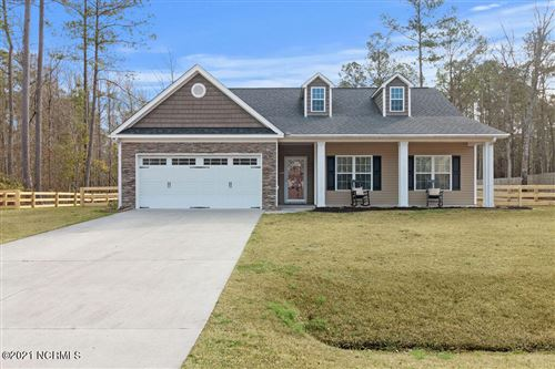 Photo of 118 Navy Blue Drive, Jacksonville, NC 28540 (MLS # 100259372)