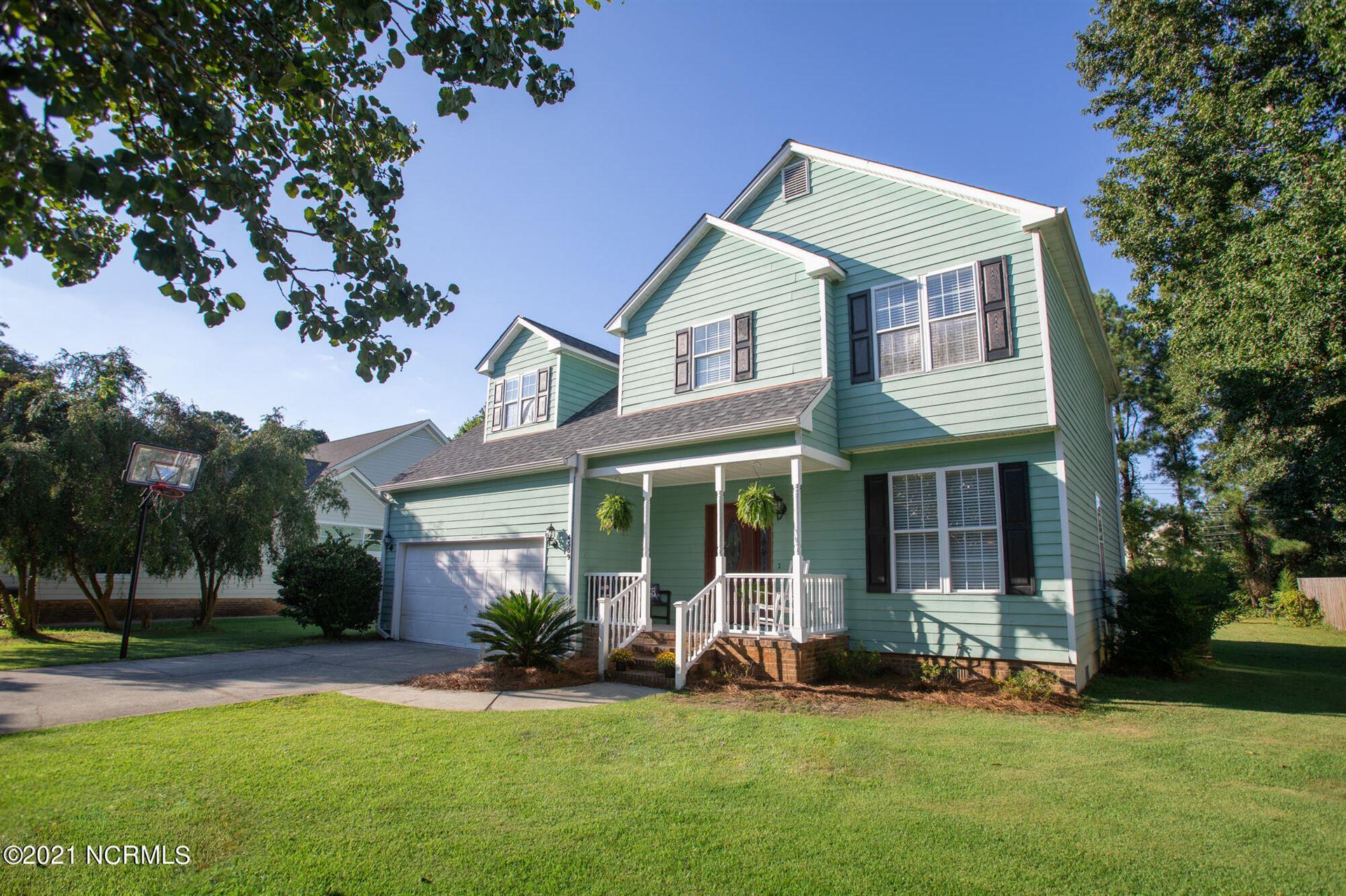 Photo of 4509 Pine Hollow Drive, Wilmington, NC 28412 (MLS # 100288372)