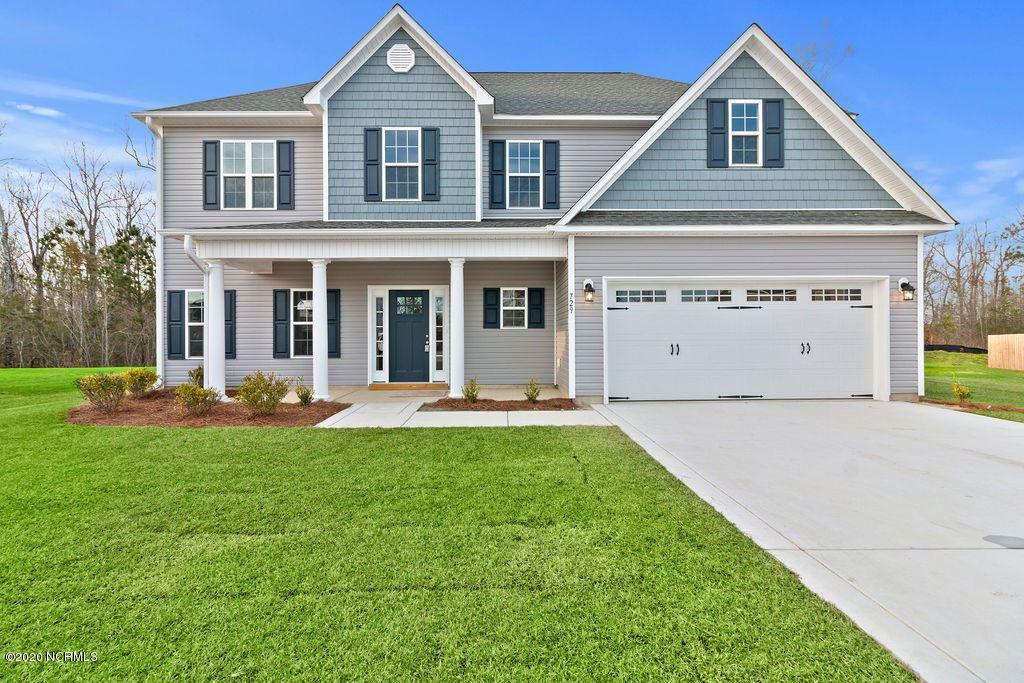 Photo of 508 Black Pearl Circle, Jacksonville, NC 28546 (MLS # 100260373)