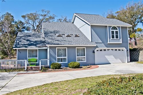 Photo of 209 Tradewinds Drive, Emerald Isle, NC 28594 (MLS # 100207374)