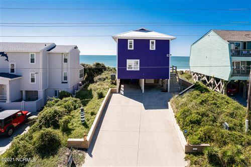 Photo of 203 Ocean Drive, Emerald Isle, NC 28594 (MLS # 100289374)