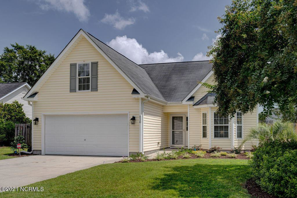 Photo of 520 Maple Branches Drive SE, Belville, NC 28451 (MLS # 100288374)