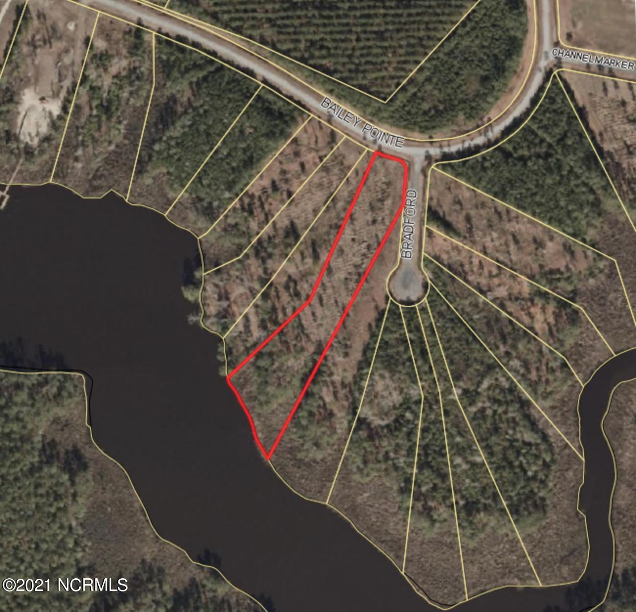 Photo of 14 Bailey Pointe Drive, Belhaven, NC 27810 (MLS # 100270376)
