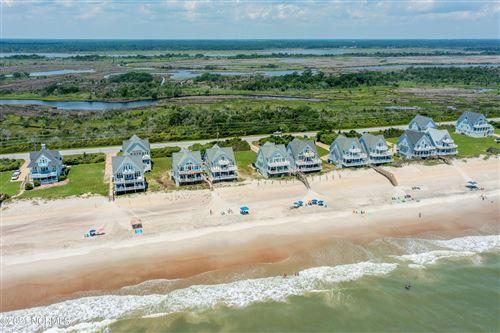 Tiny photo for 4260 Island Drive, North Topsail Beach, NC 28460 (MLS # 100188377)