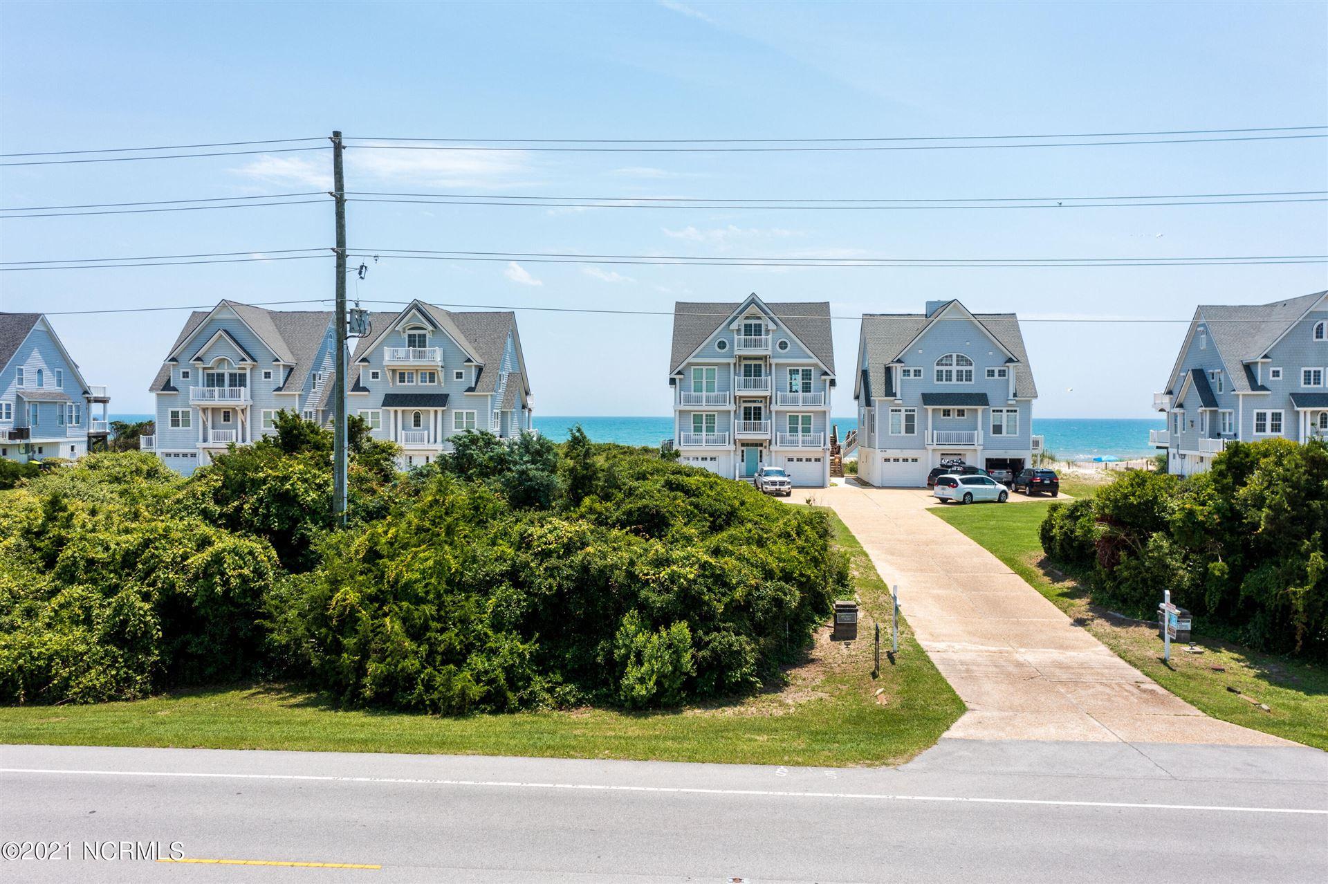 Photo of 4260 Island Drive, North Topsail Beach, NC 28460 (MLS # 100188377)