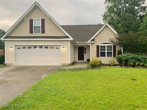 Photo of 216 Blue Creek Farms Drive, Jacksonville, NC 28540 (MLS # 100223379)
