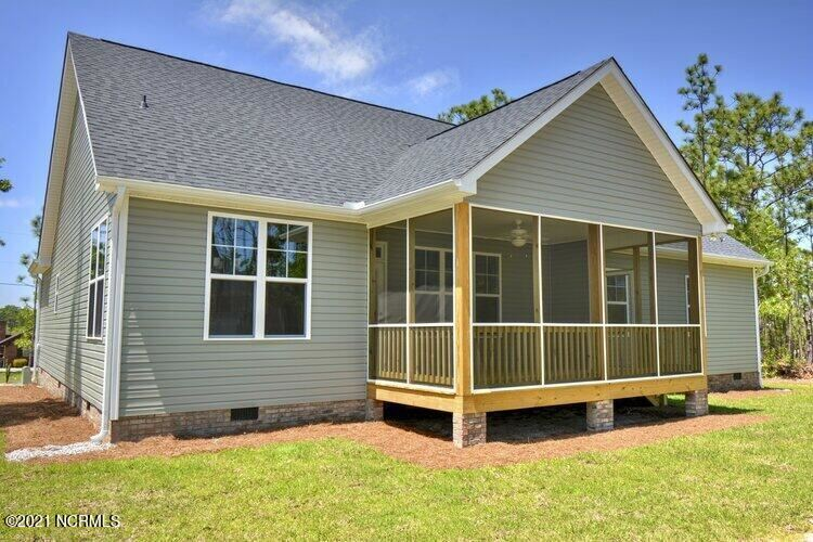 Photo of 1110 S Shore Drive, Southport, NC 28461 (MLS # 100275379)