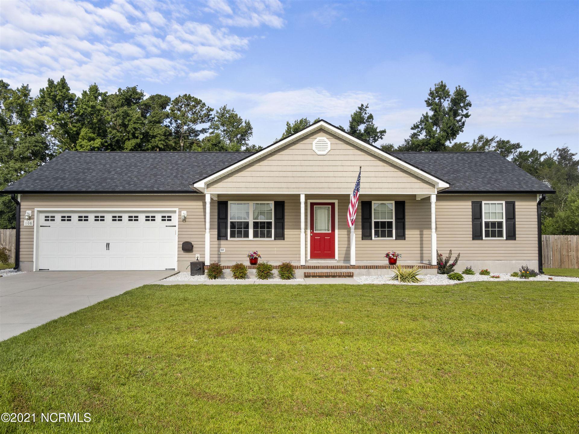 Photo of 108 Eagle Ridge Drive, Beulaville, NC 28518 (MLS # 100284379)