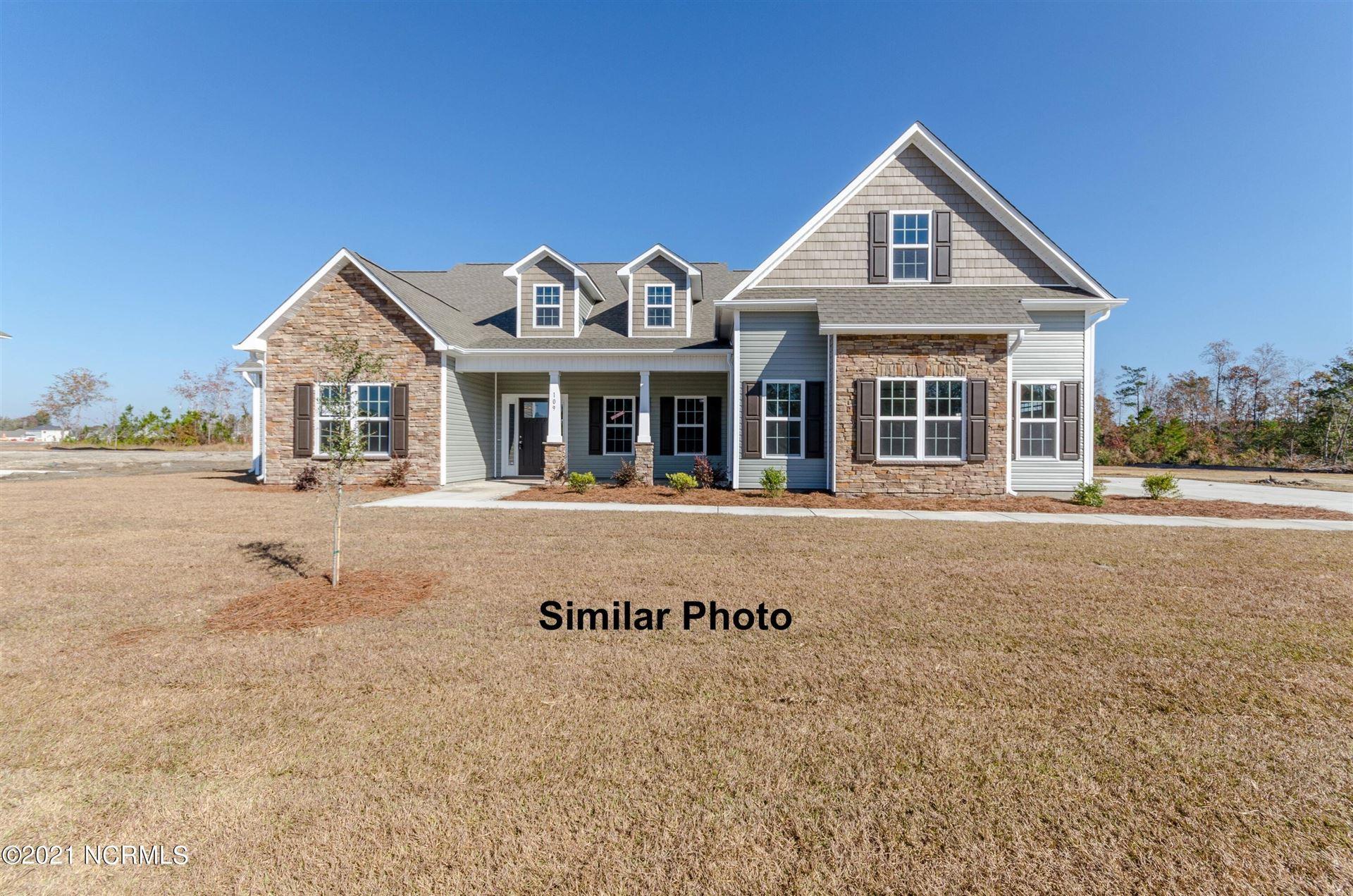 Photo of 505 Jarrott's Place, Jacksonville, NC 28546 (MLS # 100290379)