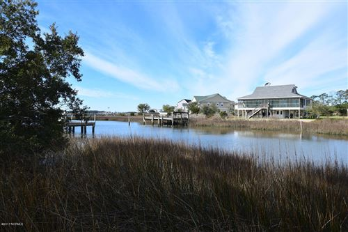 Photo of 270 Straits Point Road, Beaufort, NC 28516 (MLS # 100225380)