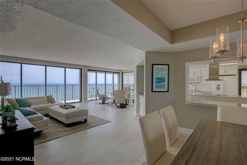 Photo of 4110 Island Drive #Unit 601, North Topsail Beach, NC 28460 (MLS # 100284380)