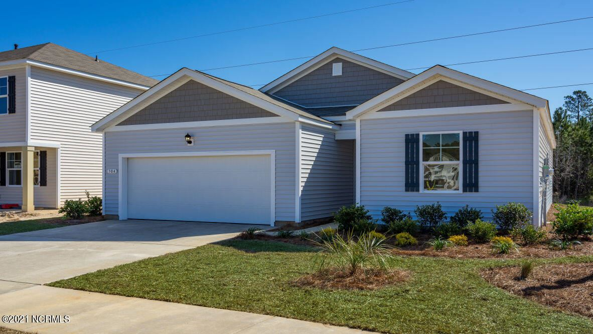 Photo of 520 Birdsong Drive #Site 10, Holly Ridge, NC 28445 (MLS # 100296380)