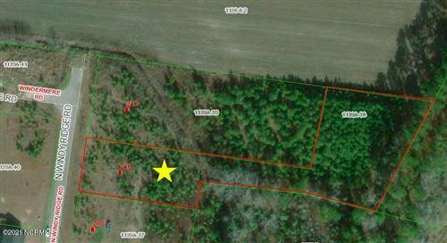 Photo of 210 N Windy Ridge Road, Hubert, NC 28539 (MLS # 100256381)
