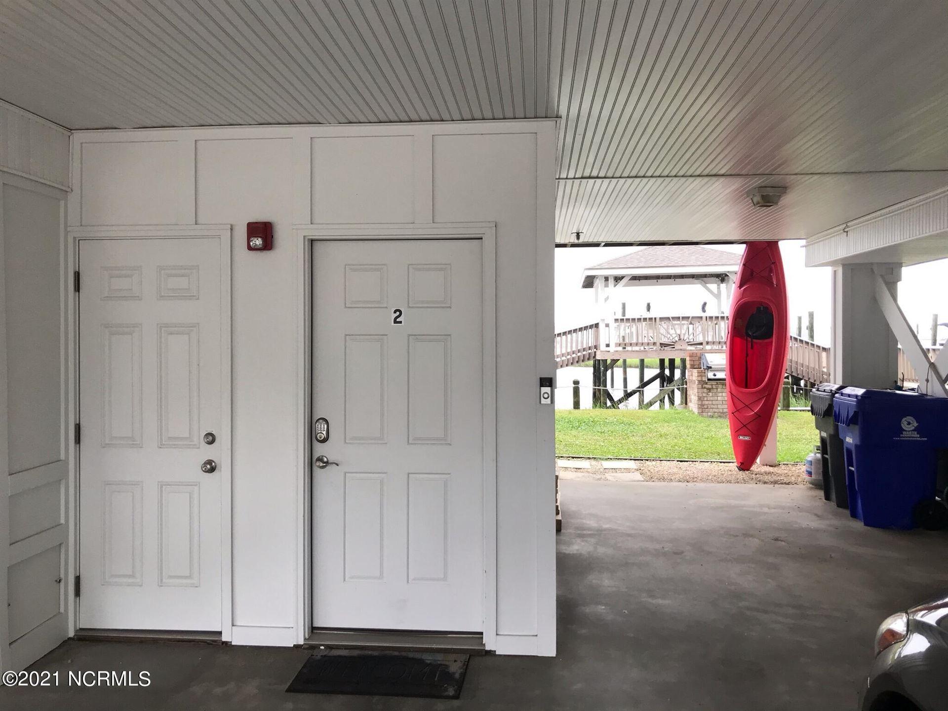 Photo of 1205 Canal Drive #Apt 2, Carolina Beach, NC 28428 (MLS # 100292381)