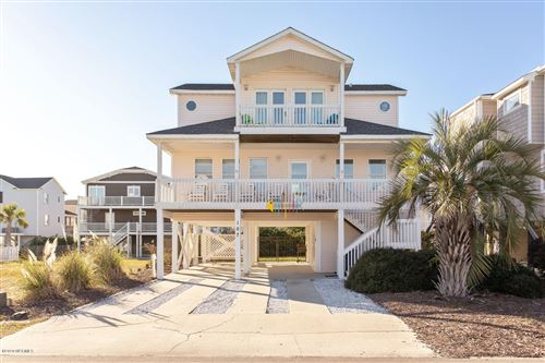 Photo of 107 By The Sea Drive, Holden Beach, NC 28462 (MLS # 100199383)