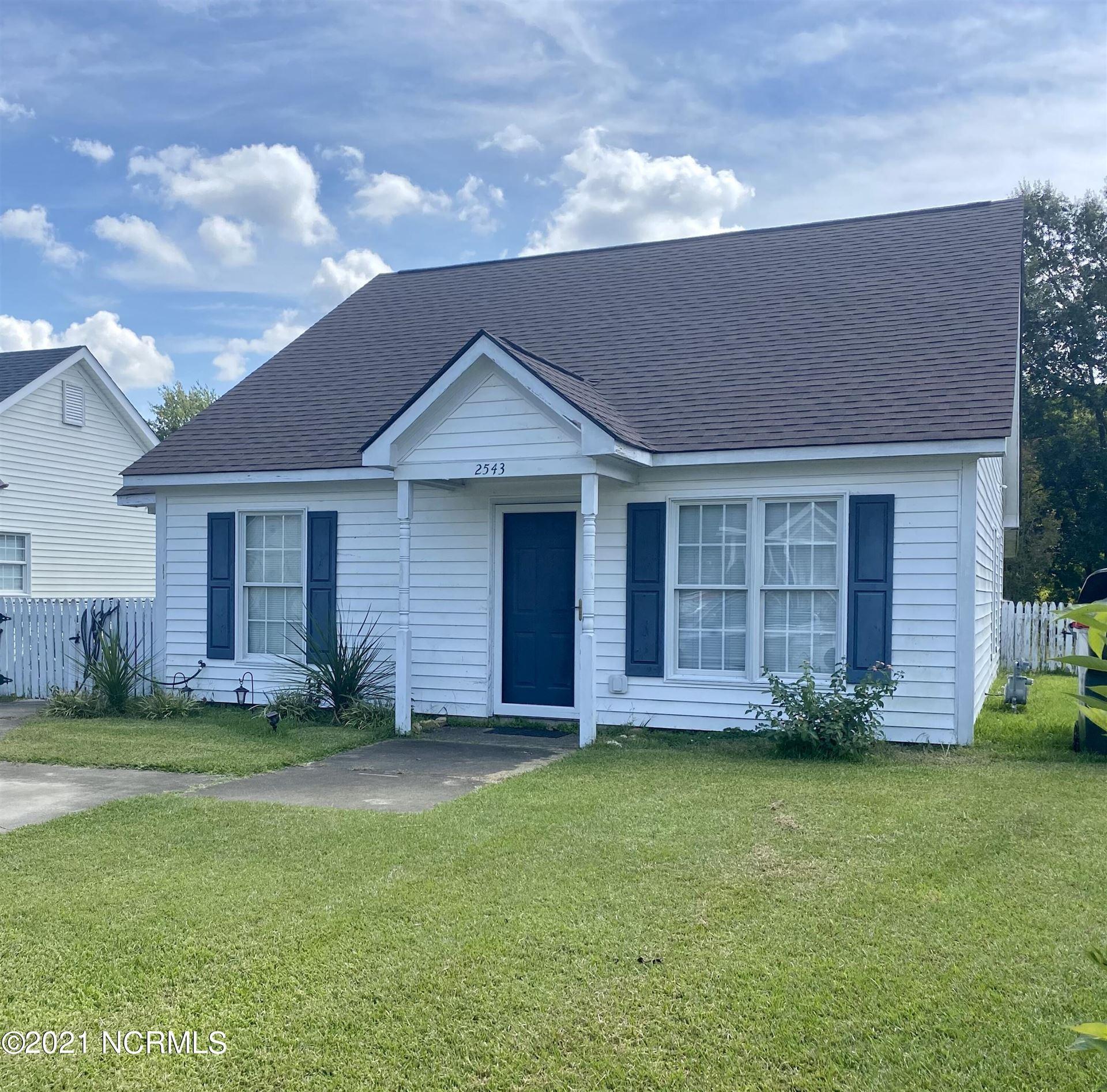 Photo of 2543 Pond Drive N, Wilson, NC 27896 (MLS # 100293383)