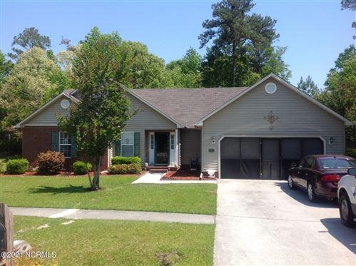 Photo of 106 Dunwoody Drive, Jacksonville, NC 28546 (MLS # 100274384)