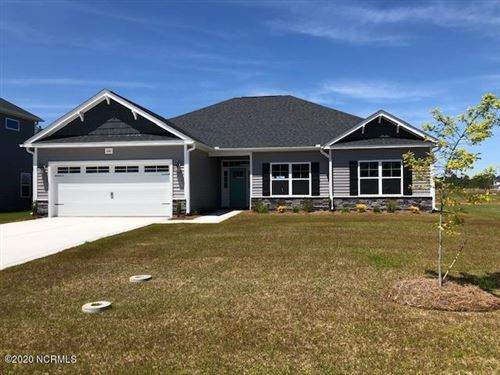 Photo of 606 High Tide Drive, Sneads Ferry, NC 28460 (MLS # 100180385)