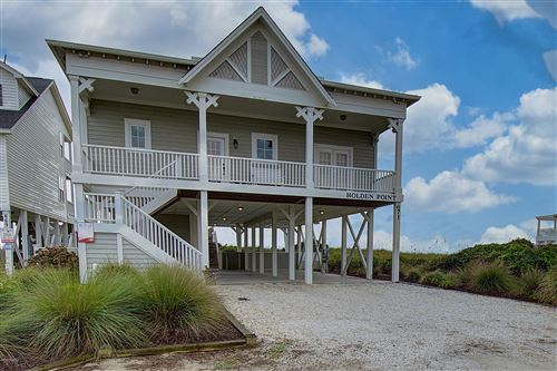 Photo of 671 Ocean Boulevard W, Holden Beach, NC 28462 (MLS # 100237385)