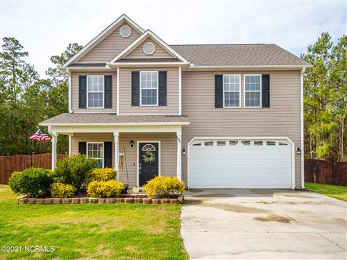 Photo of 103 Sunny Point Drive, Richlands, NC 28574 (MLS # 100258385)