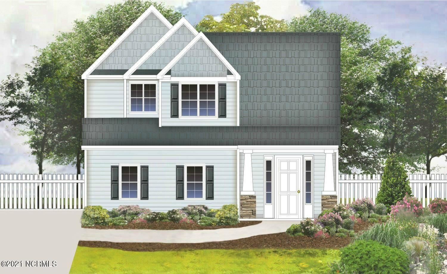 Photo for 97 Cirrus Court, Hampstead, NC 28443 (MLS # 100261387)