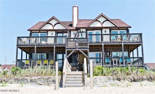 Photo of 2505 Ocean Drive #3 A1, Emerald Isle, NC 28594 (MLS # 100284388)
