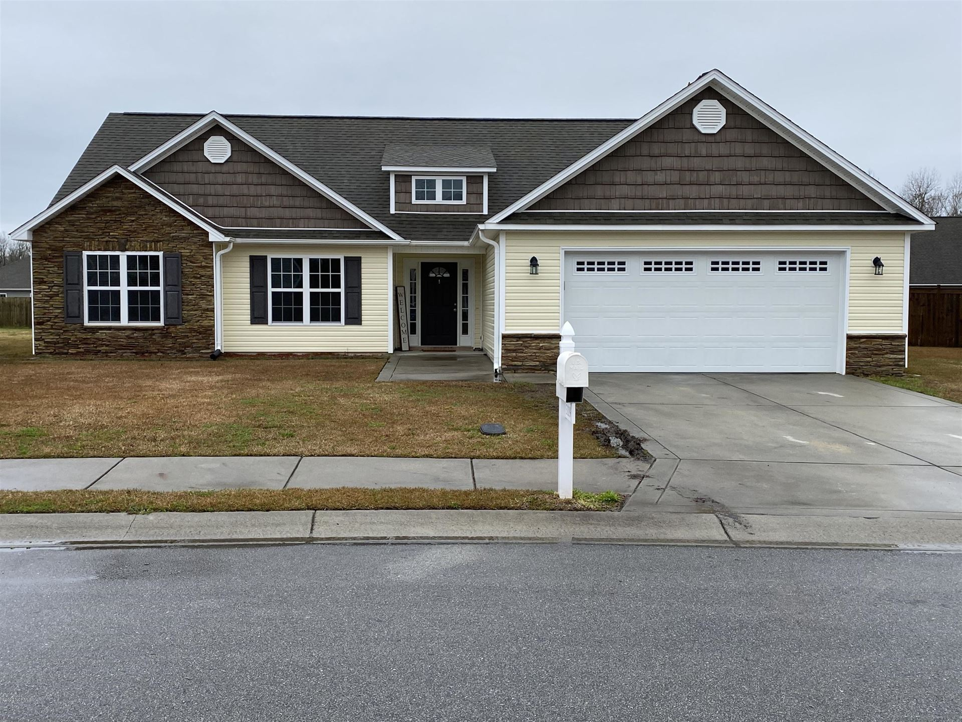 3119 Bettye Gresham Lane, New Bern, NC 28562 - #: 100205388
