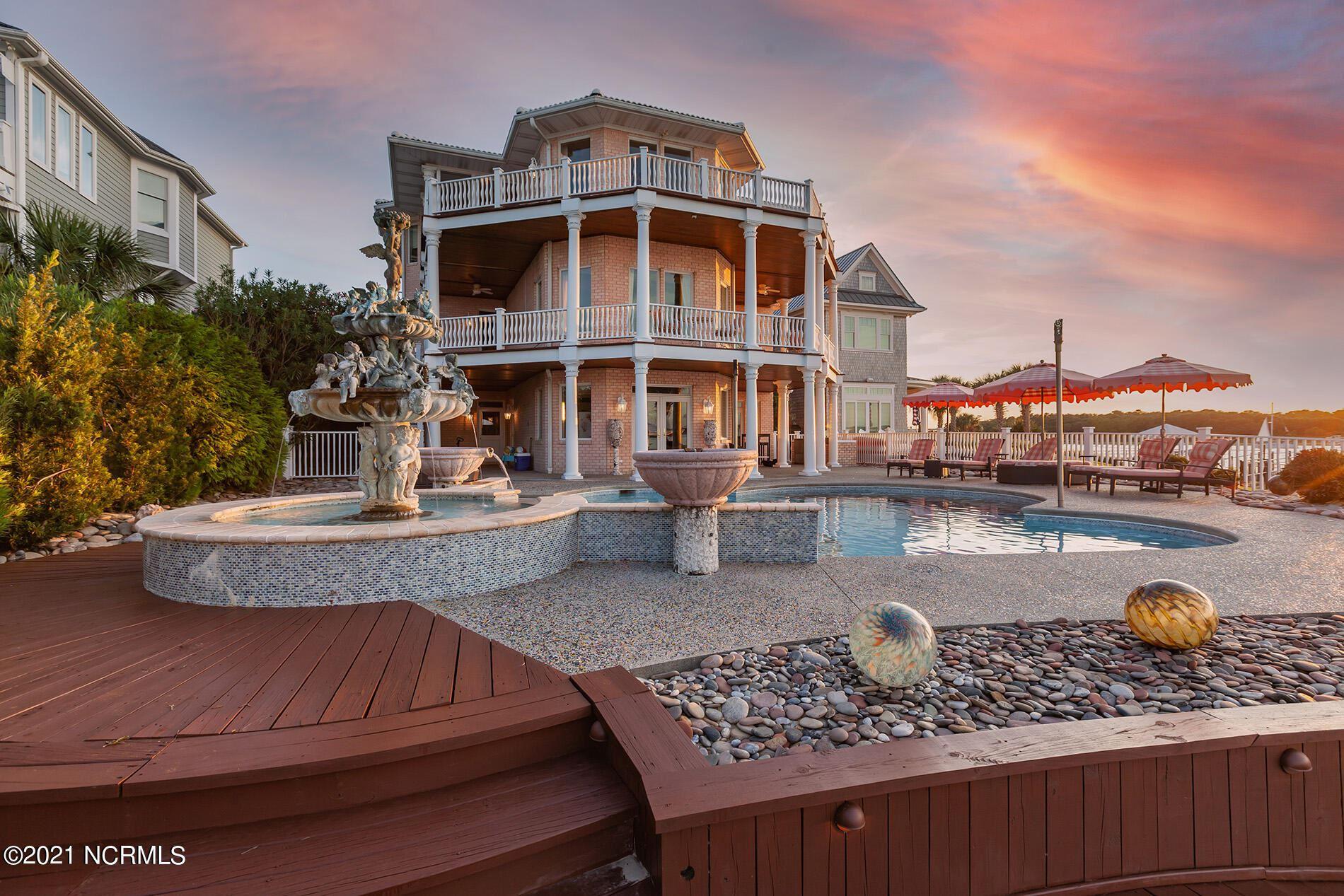 Photo of 438 Oceana Way, Carolina Beach, NC 28428 (MLS # 100287388)