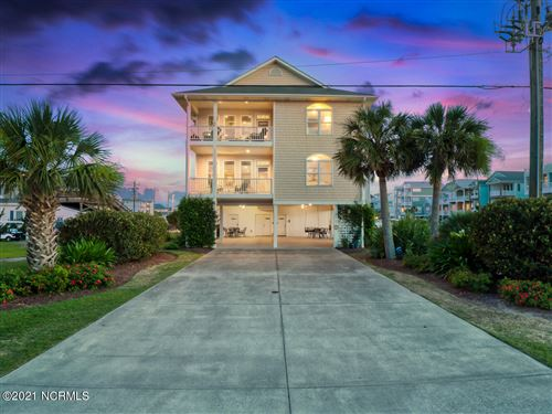 Photo of 105 Ocean Boulevard #1 And 2, Carolina Beach, NC 28428 (MLS # 100279389)