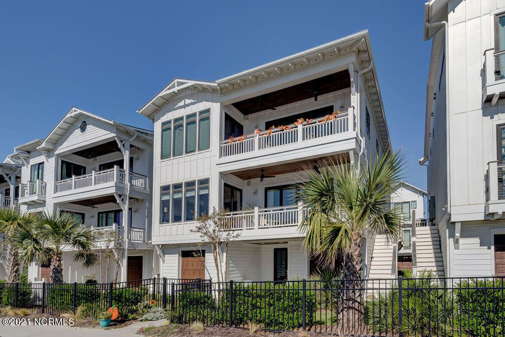 Photo of 22 Seagull Street #A, Wrightsville Beach, NC 28480 (MLS # 100295389)