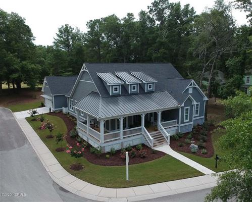 Photo of 9301 S River Terrace SW, Calabash, NC 28467 (MLS # 100199390)