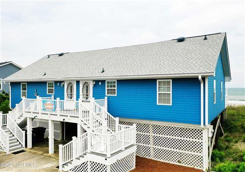 Photo of 1205 Ocean Drive #E & W, Emerald Isle, NC 28594 (MLS # 100276390)