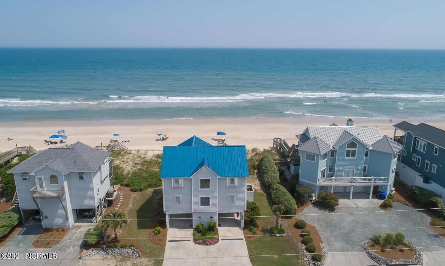 Photo for 1530 S Shore Drive, Surf City, NC 28445 (MLS # 100277390)