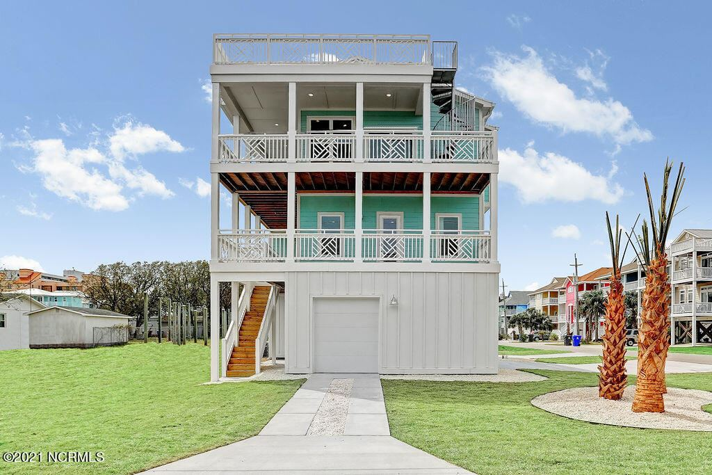 Photo of 1304 Bonito Lane, Carolina Beach, NC 28428 (MLS # 100279390)