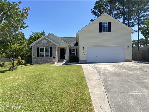 Photo of 104 Westwind Court, Jacksonville, NC 28546 (MLS # 100271391)
