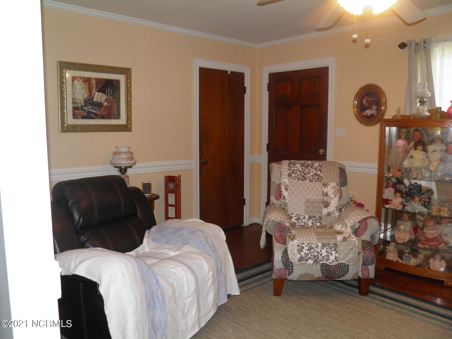 Photo of 1553 Coles Mill Road, Fountain, NC 27829 (MLS # 100296391)