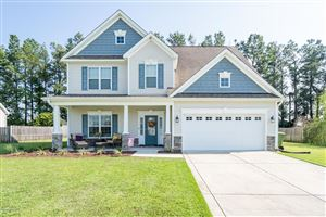 Photo of 225 Maidstone Drive, Richlands, NC 28574 (MLS # 100187393)