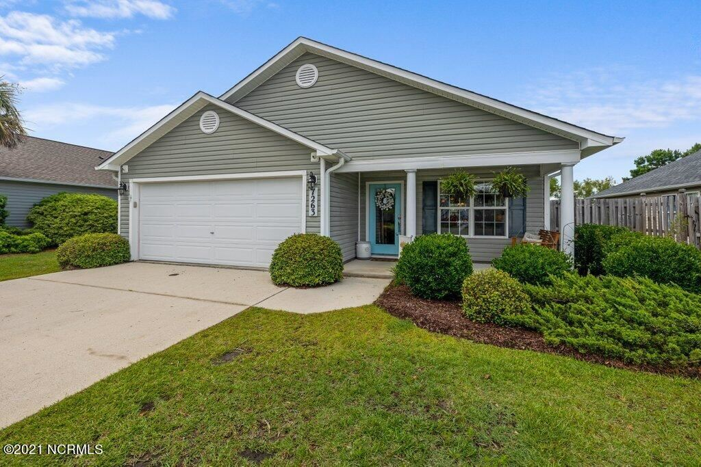 Photo for 7263 Copperfield Court, Wilmington, NC 28411 (MLS # 100282393)